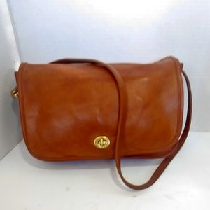 Coach 1970s vintage new york City bag